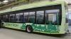 У Львові показали перший в Україні електробус