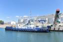 10 червня - «НІБУЛОН» спустив на воду перший буксир власного виробництва