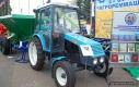 В Україні почнеться випуск электротракторов